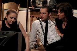Annina Biedermann, Luzian Hirzel, Beatrice Eha