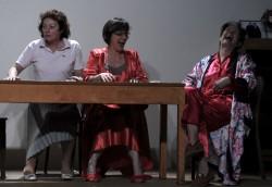 Franziska Zeuggin, Christine Niederer Dilmi, Jutta Kern
